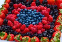 Fully Raw / Fully Raw fruit art. :-) As minhas preferidas publicações de Fully RAW Organic .-)