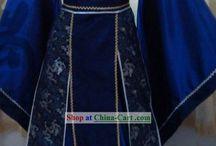 Эстетика восточной одежды