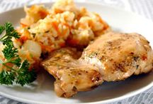 Ideas for family meals. / Great recipes to try!!!
