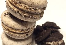 French Macaron Cookie N Cream