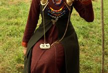 Bunad/traditional clothing