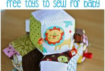Free toys sewing pattern