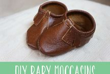 baby shoes / by Andrea Mitchell-Blanco