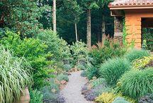 OUTSIDE  / Gardening, Garden decor, outdoor living