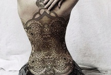 Tattoos / by Dimitra Xydis