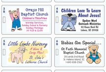 Nursery Diaper Bag Tags