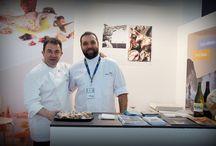 Madrid Fusión / Turismo de A Coruña ha estado en la Avenida Saborea España de Madrid Fusión haciendo gala de nuestra gastronomía.