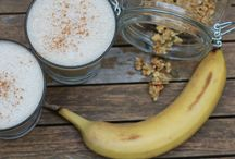 Drinks & Smoothies / Tasty drink ideas for on the go energy or a moment of mindful time out.