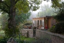 Writers Retreat... / Perfect spaces to escape for inspiration or solo seclusion to relax and recharge ...