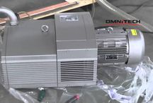 Backer Vacuum Pumps In The USA