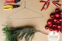 Vianočné deko diy