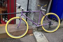 Bikes, bikes, bikes!