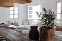 wooden spaces