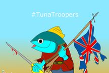 #TunaTroopers / Share your student recipe here!