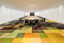 Offices flooring