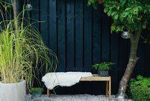 Scandi style terrace ideas