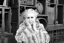 Louise Nevelson / A visual sample of the works of Louise Nevelson.