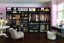 Closets / by Mariaelena Eang