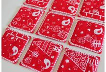 Holiday sewing / If it's a sewing project that's holiday themed, it's going here.