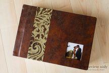 Wedding Albums / Finao Wedding Album Ideas