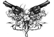 Tattoo Ideas / Collection of Ideas I like of various Tattoos