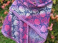 reverzní pletení, fair isle