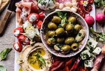Greek Gourmet Plates / We cook for you delicious authentic Greek recipes on board.. Some ideas to enrich our menu!