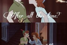 Peter Pan & Wendy