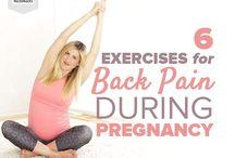 Exercise for preggy