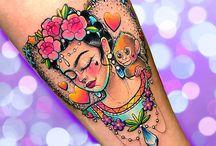 Tatuajes Φ LILIAN RAYA Φ
