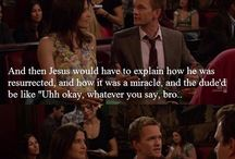 TV- HIMYM / by Rosemary Gamble