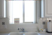 Crafts ~Decor::Window Treatments / by Shannon from Coping Via Creativity