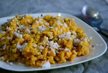 Madhya Pradesh Recipes / Recipes of dishes from Madhya Pradesh