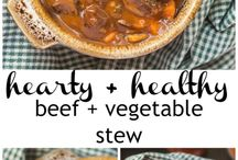 Slow cooker meals / by Tammy McInnis
