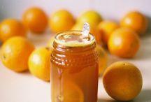 jams, sauces, preserves