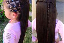 Peinado pequeño
