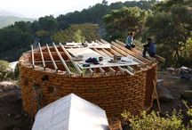 Earthbag Roofs