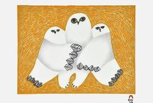 2015 Cape Dorset Annual Print Collection / Cape Dorset Prints