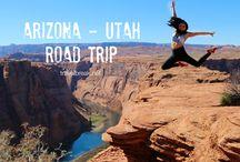 Utah & Arizona Travel Inspiration | TravelBreak Travel Blog / A little travel inspiration for Utah and Arizona by the popular travel blog and community: #TravelBreak  Go to TravelBreak.net for full wanderlust articles.