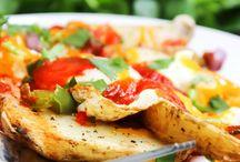 Healthier Meals #FarmtoFlavor #Contest / Healthier meal ideas for a healthier you! #FarmtoFlavor #Contest