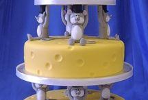 CRAZY CAKE LADY PINS