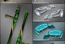 Arsenal /weaponry