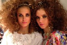 Beauty Confidential / Make-up, hair from runway to the racks / by Manish Mishra