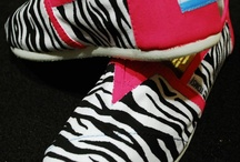 Shoes / by Scotti Padgett