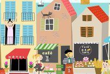 saskia daniels illustraties / Illustraties (educatieve) uitgeverijen, vrij werk