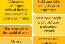 Volunteering 101 / Check out the benefits of volunteering, and how you can volunteer not only in your community but abroad!
