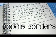 doodles by sarah / sarazorel