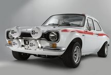 Ford escort cossworth