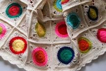 CROCHET. / Labores de crochet.