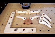 Workshop:Clamping wood
